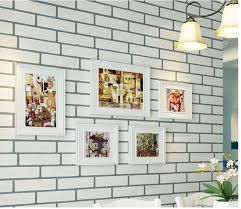 bedroom home decor imported brick wallpaper living room photo murals contact paper modern vinyl chinese desktop