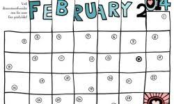 free printable 2015 monthly calendar with holidays 2015 monthly calendar with holidays printable example printable
