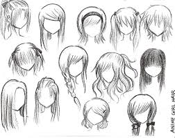 anime hairstyles for girls sketch. How To Draw Female Anime Hairstyles You Probably Already Know That Is One Of The Top Topics Online Today On For Girls Sketch Pinterest