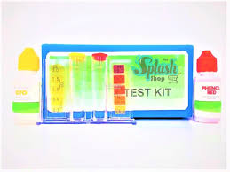 Phenol Red Colour Chart 2in1 Test Kit With Colour Chart