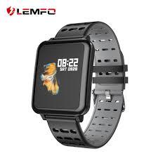 <b>LEMFO</b> T2 <b>Smart</b> Watch Men IP67 Life Waterproof Professional ...