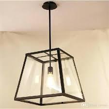 box pendant light lighting loft pendant light restoration hardware vintage pendant lamp filament pendant bulb glass box pendant light
