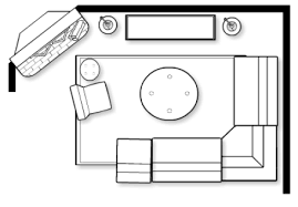 How to Determine Proper Room Layout in an Open... - My .