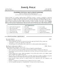 Resume Sales Examples Medical Device Resume Examples Medical Sales ...