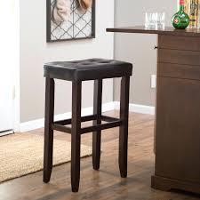 padded saddle bar stools. Padded Saddle Bar Stools 24: Full Size S