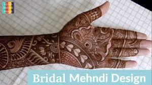 Latest Mehandi Design For Hand Full Hand Latest Bridal Mehndi Design Step By Step