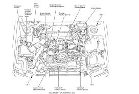 where is what in the engine bay