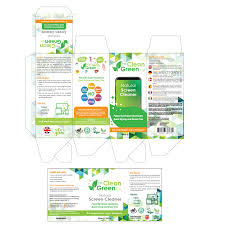 Product Label Design Online Modern Colorful Cleaning Product Label Design For A