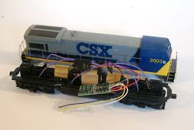 choosing a decoder for model trains and accessories Wiring Ho Train Locomotive simple instructions for installing a dcc decoder · model train basics HO Scale Diesel Locomotives