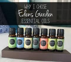 Edens Garden Comparison Chart Garden Edens Garden Essential Oils