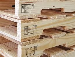 ISPM15 pallets