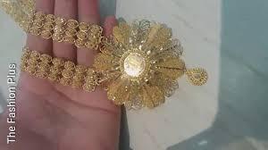 10 Tola Gold Set Designs Latest Sitahaar Design Under 6 To 7 Tola 70 To 81 Gram
