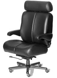 era big sur extra large big leather office chair 400 lbs rating 26 wide seat