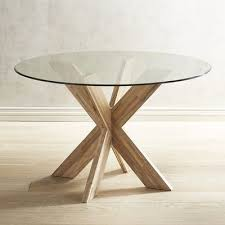 Circular glass table top Wood 48 Inch Round Glass Table Top Awesome Simon Java Dining Table Base Pics Tcattackjobhthinfo 48 Inch Round Glass Table Top Awesome Simon Java Dining Table Base