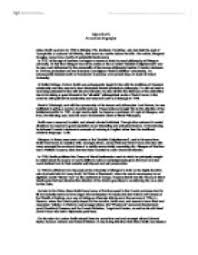 adam smith an outline biography   university social studies    page  zoom in