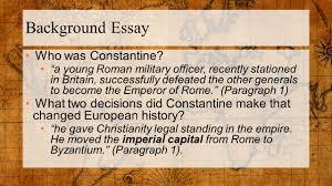 rome essay pantheon architecture essay the r republic essay  accelerated world history warm up background essay who was constantine