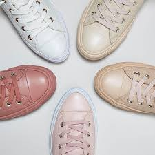 converse egret rose gold. we have 5 new @converse exclusive styles for you! say hello to the holiday converse egret rose gold l