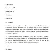 Sample Of Resignation Letter From Jobs 21 Example Of Resignation Letter Templates Free Sample