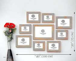 large multi picture frames large multi picture photo frames wall set fresh picture frame set square