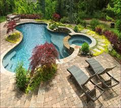 around the pool landscape ideas