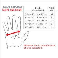 Dakine Full Finger Sailing Glove