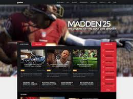 Softball Player Profile Template News 2 Responsive Magazine Wordpress Theme Gavickpro
