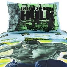Incredible Hulk Bedding Designs