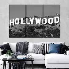 Please contact us if you want to publish a hollywood wallpaper on our site. Hollywood Sign Multi Panel Canvas Wall Art Elephantstock