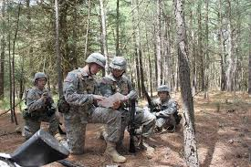 Virginia Tech Rotc Rotc Cadets Complete Annual Field Training Exercise News