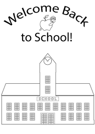 welcome back to school coloring pages. Delighful Coloring Welcome Back To School Coloring Page In To Coloring Pages S