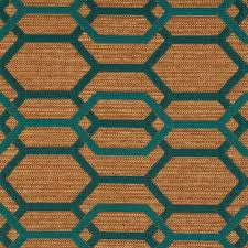Small Picture Teal Green Geometric Upholstery Fabric Teal Furniture Fabric