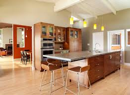 Small Picture Kitchen design ideas cherry cabinets kitchen contemporary with