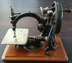 Willcox And Gibbs Sewing Machine