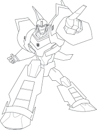 Transformers Robots In Disguise Coloring Pages - GetColoringPages.com