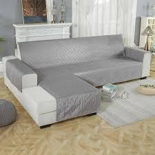 l shape corner sofa cover waterproof
