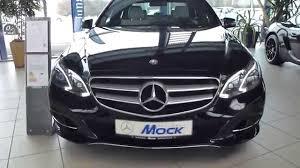 2014 Mercedes E 200 Exterior & Interior 184 Hp 232 Km/h 144 mph ...