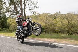 triumph street scrambler australian motorcycle news