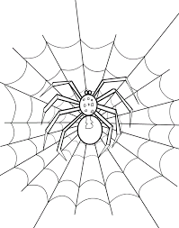 Small Picture Free Printable Spider Coloring Pages For Kids Spider Coloring