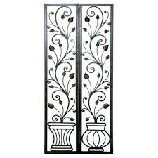 decor large outdoor wall art outdoor wall great