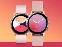 Samsung Watch Comparison Chart Samsung Galaxy Watch Active 2 Vs Galaxy Watch Active Whats