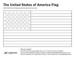 Usa Flag Coloring Page Amazing American Crayola Small Caseyconnellyme