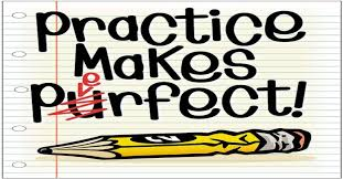 practise make a man perfect essay