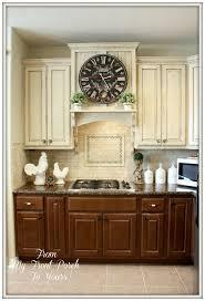 Diy Kitchen Decor Pinterest Can You Stain Kitchen Cabinets Maxphotous Design Porter