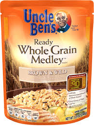 uncle ben s ready whole grain medley brown wild 8 5 oz