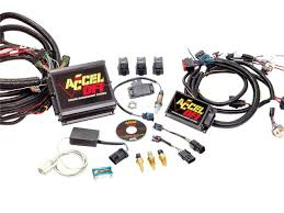 standalone efi systems hot rod network accel offers plug and play harnesses for popular ford and gm applications