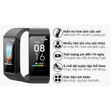 Digiworld ] Vòng đeo tay thông minh Xiaomi Miband 4C - Hàng chính hãng - BH  12 tháng - Vòng Đeo Thông Minh - Vòng Theo Dõi Vận Động
