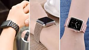 Designer Apple 4 Watch Bands Best Apple Watch Series 4 Stainless Steel Bands In 2020