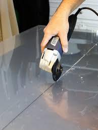 Make A Renter Friendly Removable Diy Kitchen Backsplash Hgtv