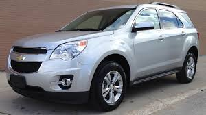 Ride Time Review - 2013 Chevrolet Equinox LT AWD - YouTube
