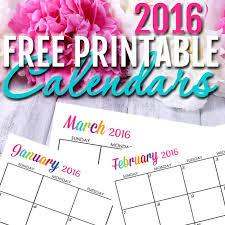 Online Planning Calendar Free 2016 Printable Calendars Completely Editable Online Use